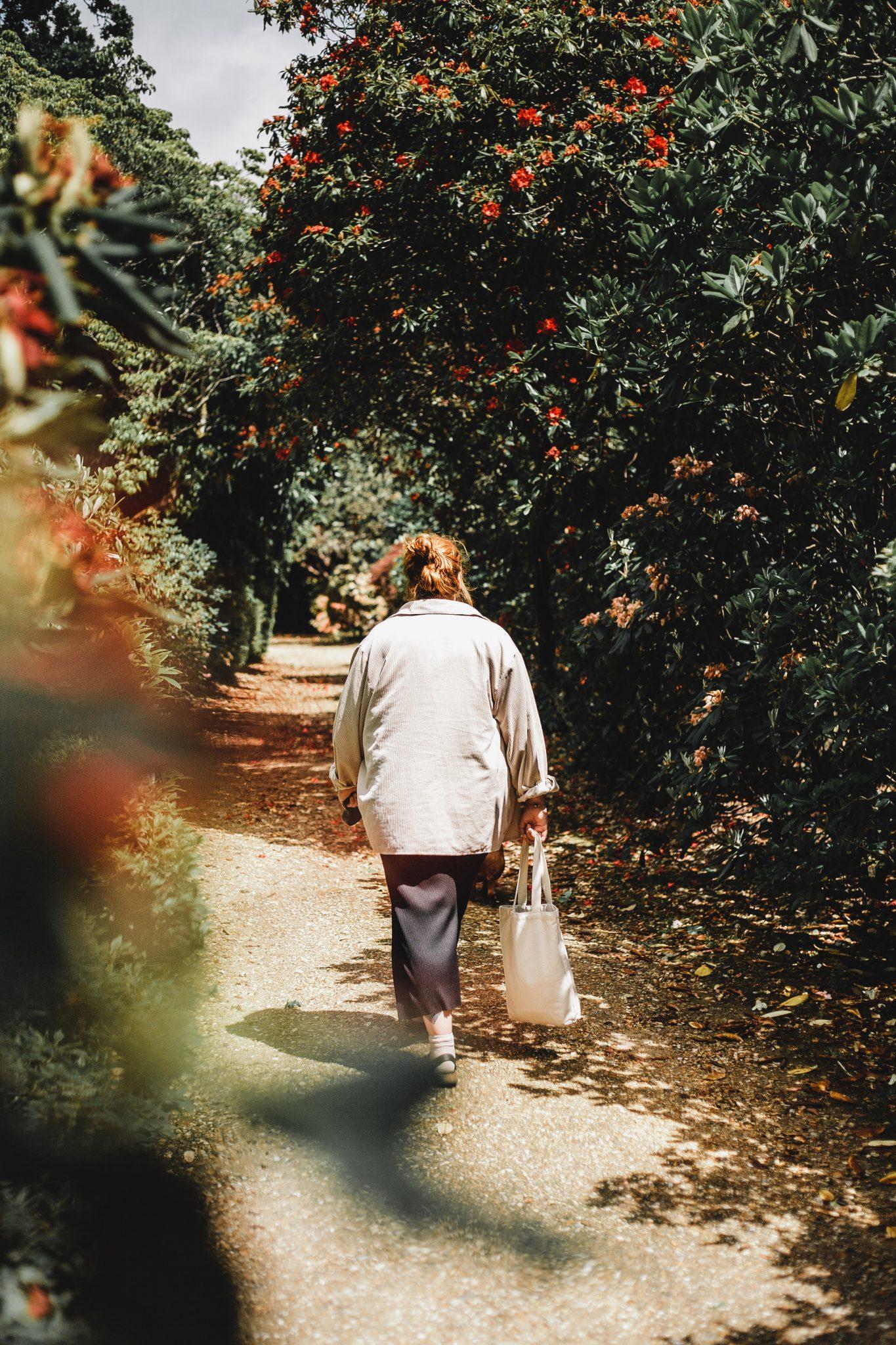 Walk faster, age slower