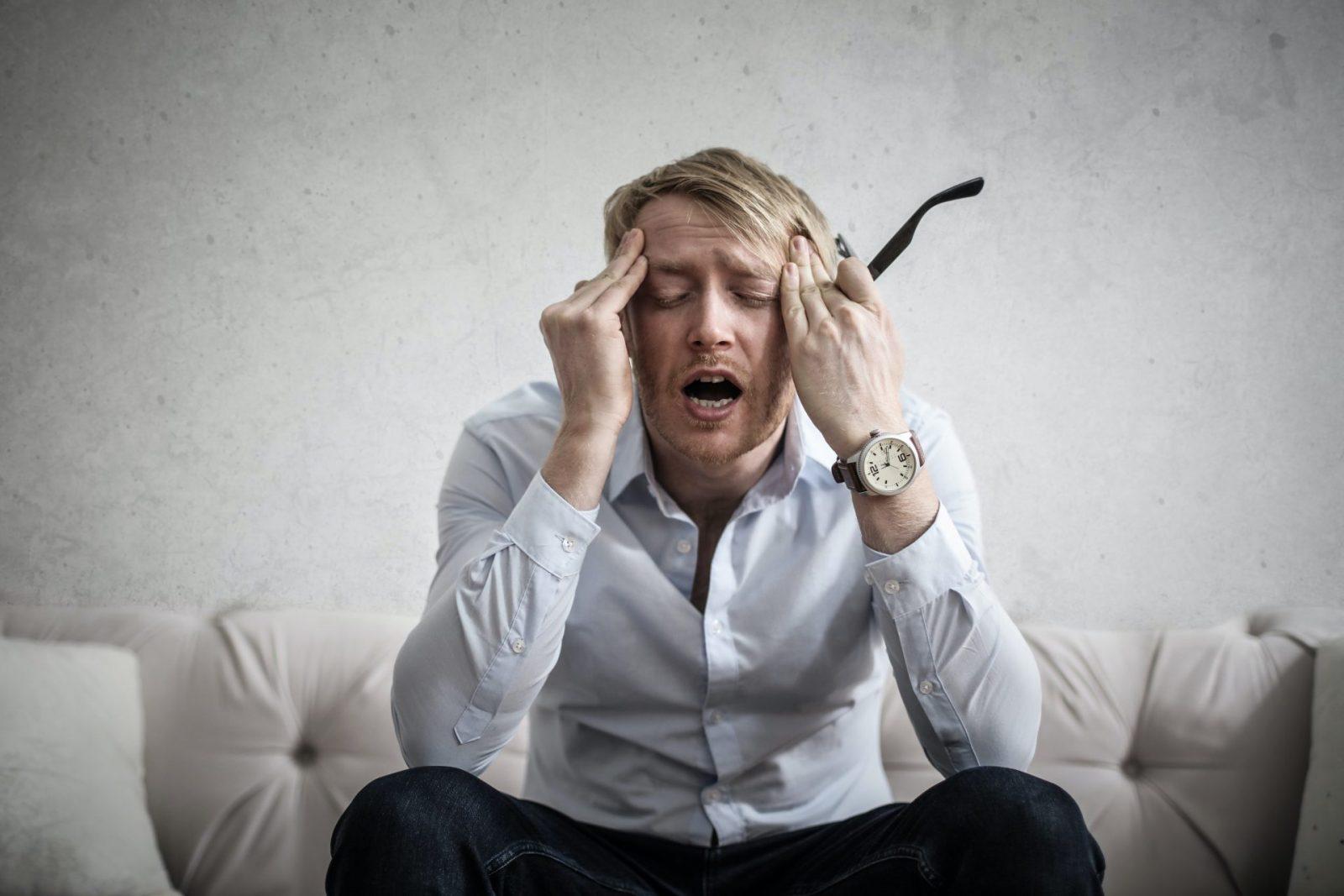 The dangers of chronic stress